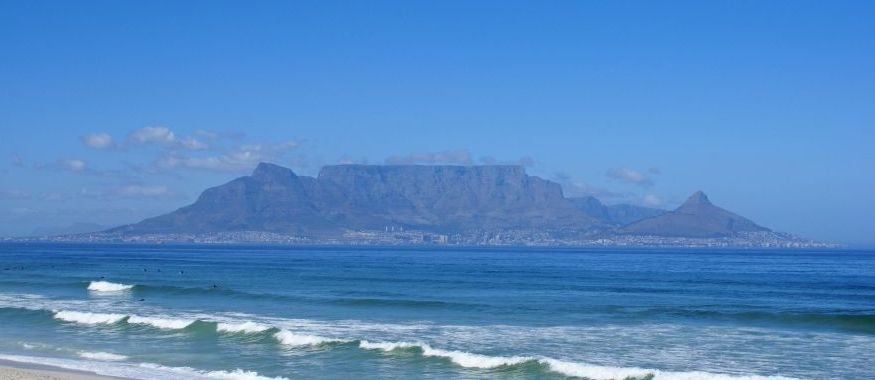 Table Mountain Cape Town ©wiki