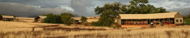Desert Rhino Camp ©Wilderness Safaris