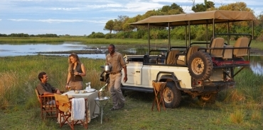 Safari ideeën safaris Wilderness Safaris