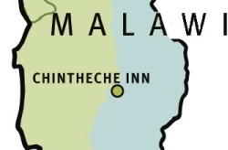 Chinthetche Inn map ©Wilderness Safaris