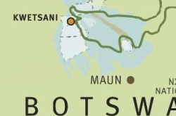 Kwetsani map ©Wilderness Safaris