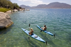 Mumbo Island kayaking ©Wilderness Safaris